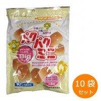 カネ増製菓 パクパクミニ 105g×10袋セット