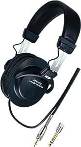 audio-technica モニターヘッドホン [ATH-M30]