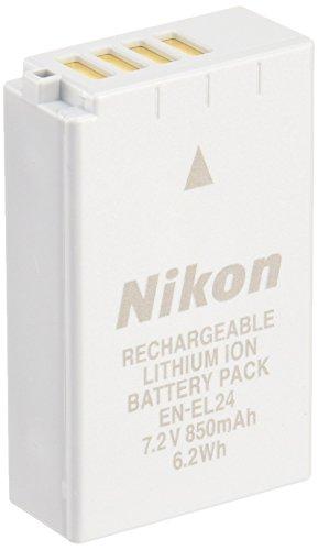 Nikon Li-ionリチャージャブルバッテリー EN-EL24