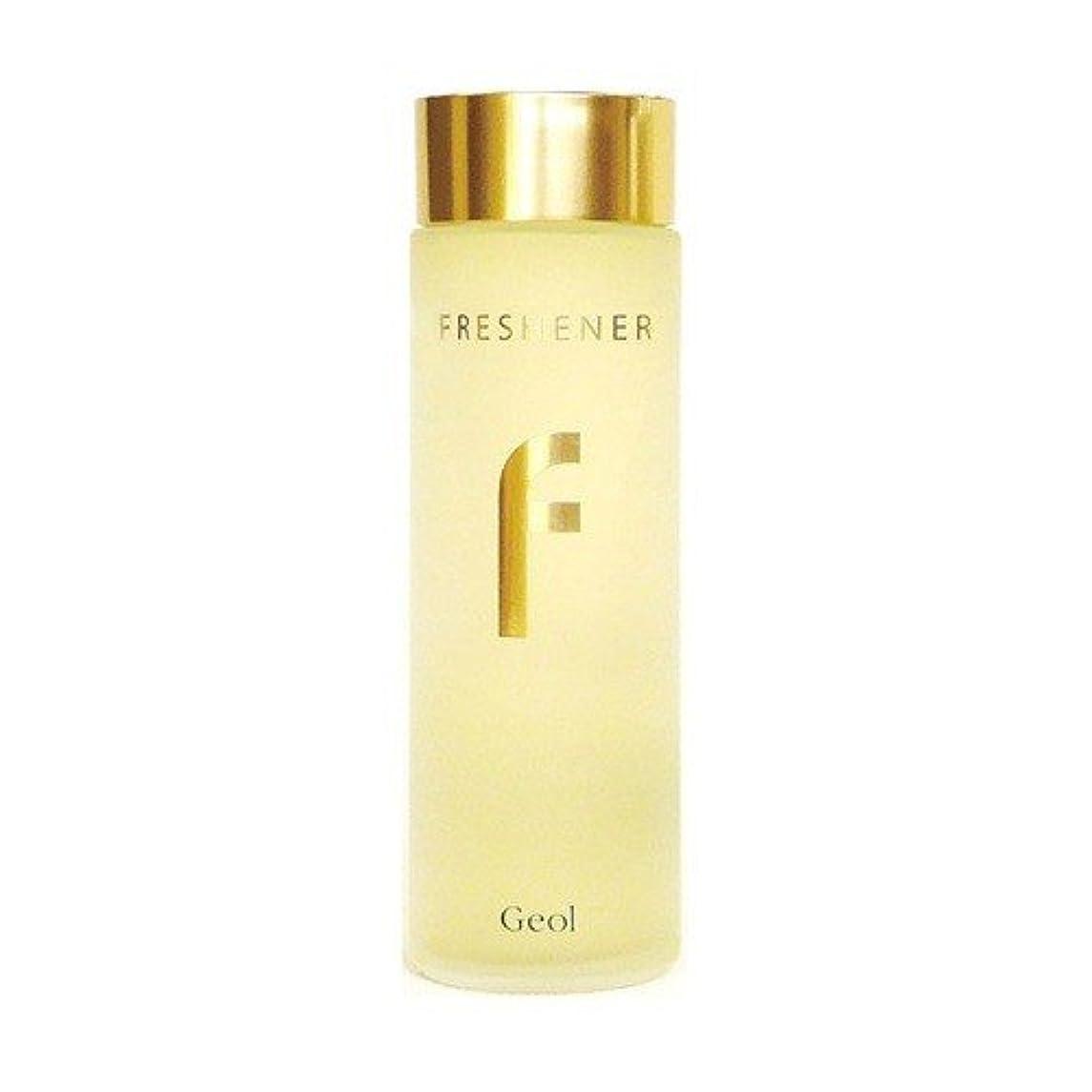 ハム石の自体ゲオール フレッシュナー ふきとり化粧水