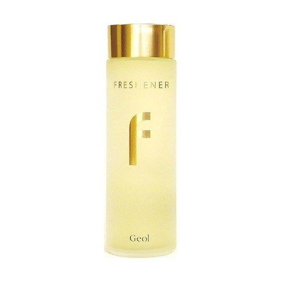 より平らな成り立つ不正確ゲオール フレッシュナー ふきとり化粧水