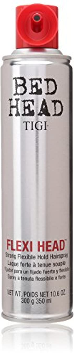 損失完了リーガンby Tigi FLEXI HEAD HAIR SPRAY 10.6 OZ by BED HEAD