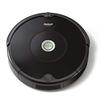 ルンバ606 アイロボット ロボット掃除機 自働充電 ゴミ検知センサー 独自のクリーニングシステム ペットの毛 フローリング 畳にも R606060