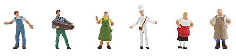 FALLER ファーラー 155339 N 1/160 働く人々 人形 フィギュア