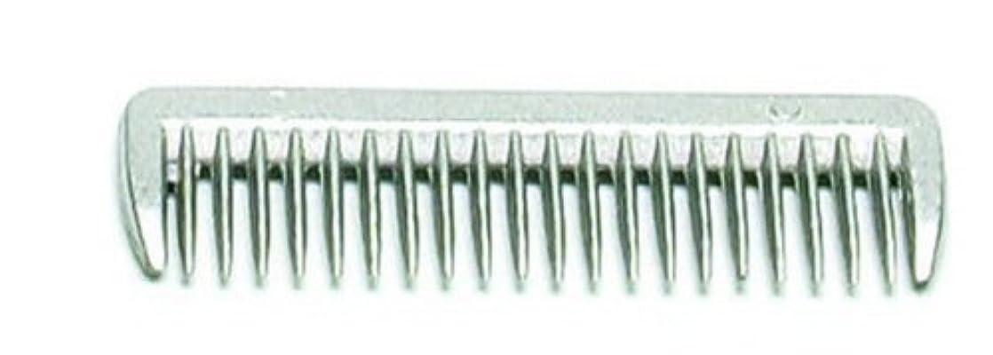 蒸し器休日に清めるEqui-Essentials Aluminum Pulling Comb [並行輸入品]