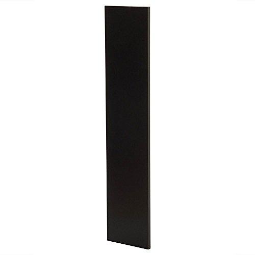 アイリスオーヤマ カラー化粧棚板 ブラック LBC-1230