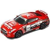 1/28 R/C REALDRIVE mini プレミアム モチュールニスモ GT-R 十勝 24時間レース仕様