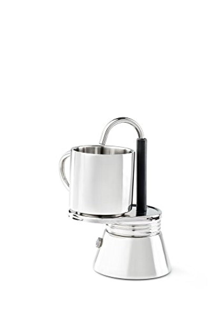 ラジウム疲労上がるGSI Outdoors GSIユニセックスmini-espresso 1カップセット
