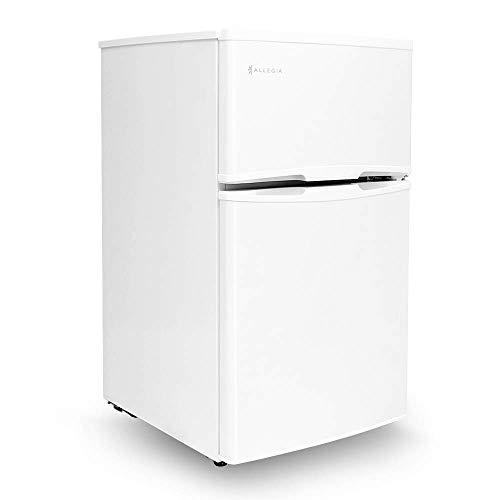 2ドア 小型 冷蔵冷凍庫 (97L) AR-BC97-NW 一人暮らし 単身 家庭向け