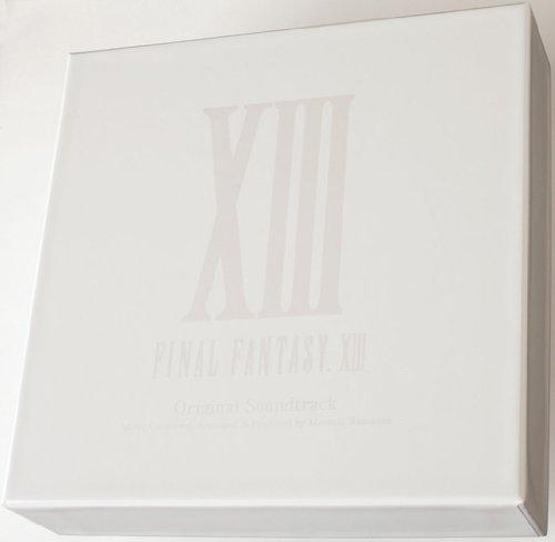ファイナルファンタジーXIII オリジナル・サウンドトラック(初回生産限定盤)
