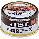 デビフ 牛肉&チーズ 85g 《DOG》