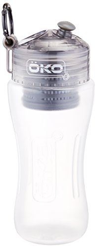 OKO H2O Level-2 Advanced Filtration Water Bottle 水筒 550ml カーボン