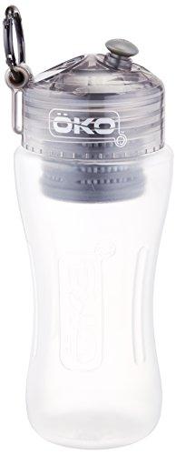 OKO H2O Level-2 Advanced Filtration Water Bottle 水筒 550ml カーボン