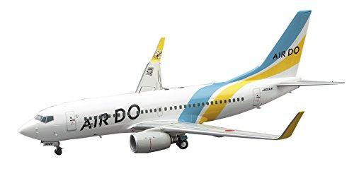 1/200 旅客機シリーズ AIRDO ボーイング 737-700