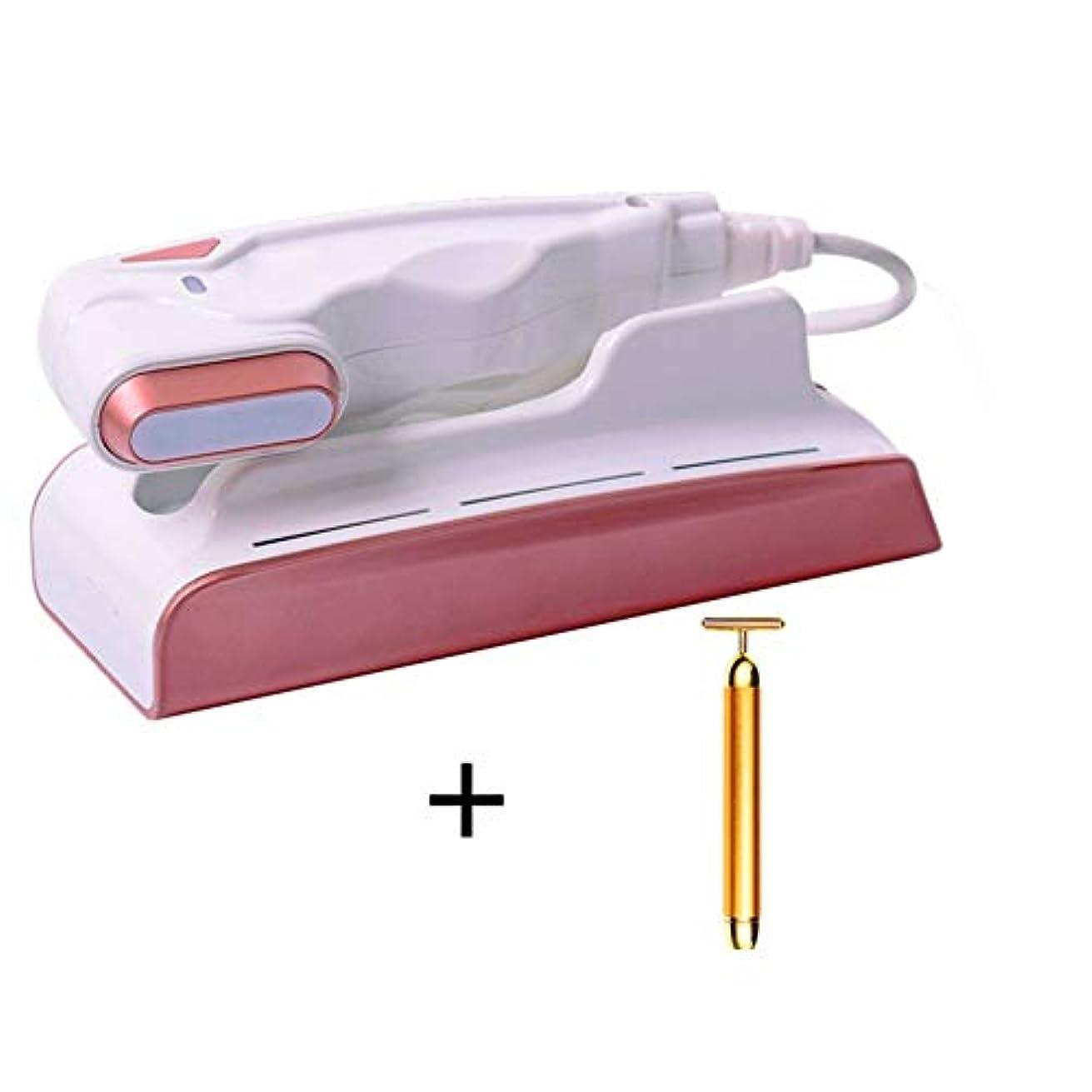 スキム概要知覚的フェイシャルマッサージャーフェイスマッサージャーデバイス高周波&バイブレーションマシンセラピー強化弾力性シワ改善敏感肌用スキンケア製品
