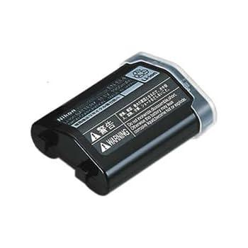 Nikon EN-EL4 D2H専用Li-ionリチャージャブルバッテリー