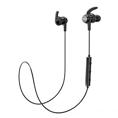 Anker SoundBuds Flow (Bluetoothイヤホン)【マグネット機能 / IPX5防水規格 / Bluetooth 4.1対応】