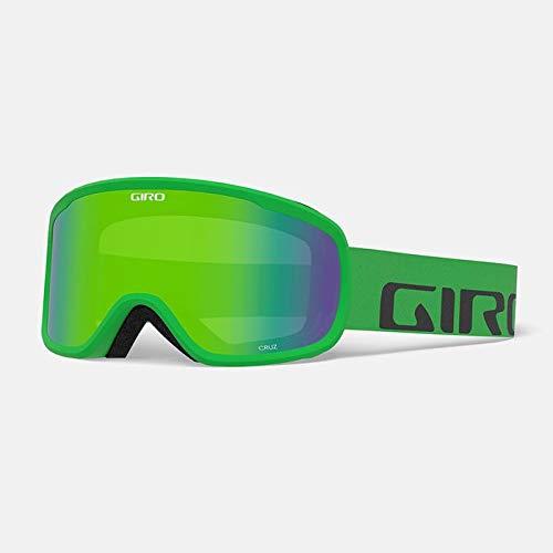 17-18 ジロー クルーズ アジアンフィット ゴーグル GIRO CRUZ AF メンズ 男性用 ユニセックス スキー スノーボード 2018_Green_AF