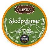 Celestial Seasonings キューリグ用 K-Cup Sleepytime Herbal Tea 【並行輸入商品】