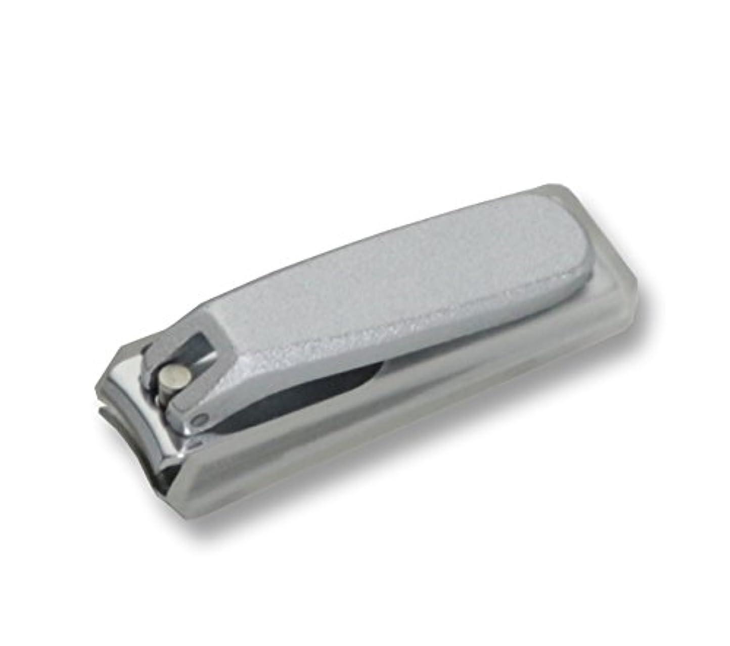 クランシーアリ聞くKD-024 関の刃物 クローム爪切 小 カバー付