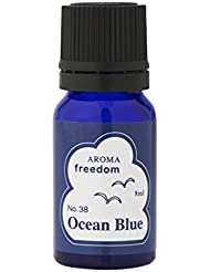 ブルーラベル アロマエッセンス8ml オーシャンブルー(アロマオイル 調合香料 芳香用 海の爽快さを思い出させる香り)