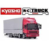 京商 R/Cトラック いすゞ GIGAMAX 40MHz / レッド