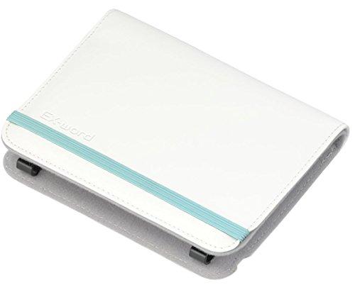 カシオ 電子辞書 エクスワード専用 純正ケース ブックカバータイプ XD-CC2305WE ホワイト