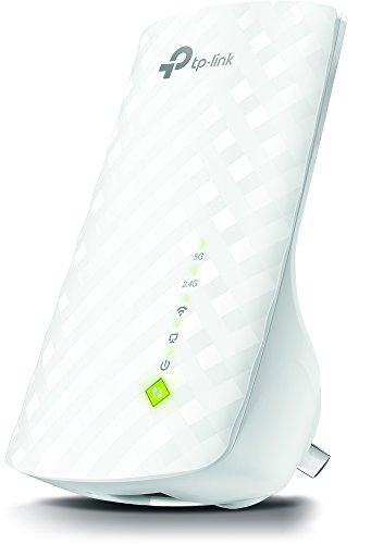 TP-Link WIFI 無線LAN 中継器 11ac/n/a/g/b 433+300Mbps 11ac対応 3年保証 RE200
