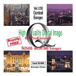High Quality Digital Image Central Europe
