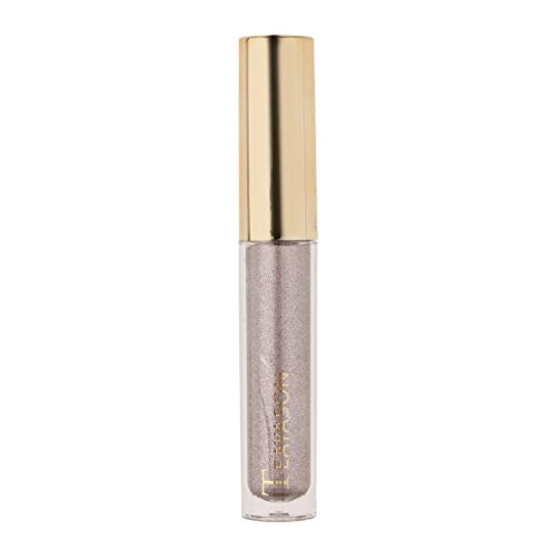 必需品徹底的に資金8色液体アイシャドーキラキラシマー化粧品顔料長期持続性 - 6#
