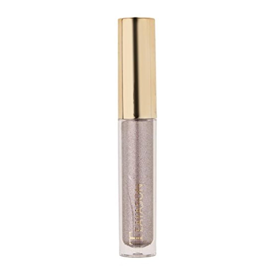 どっち母性タワー8色液体アイシャドーキラキラシマー化粧品顔料長期持続性 - 6#