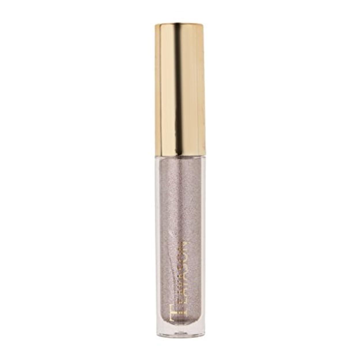 成分絶望的な専門知識8色液体アイシャドーキラキラシマー化粧品顔料長期持続性 - 6#