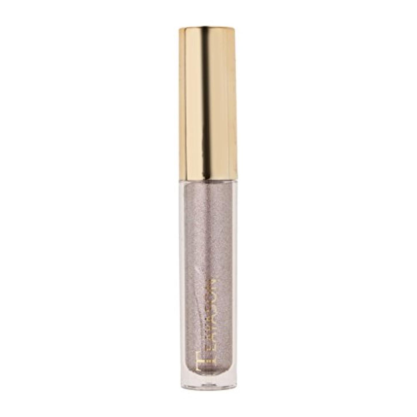 感染する外側厳密に8色液体アイシャドーキラキラシマー化粧品顔料長期持続性 - 6#