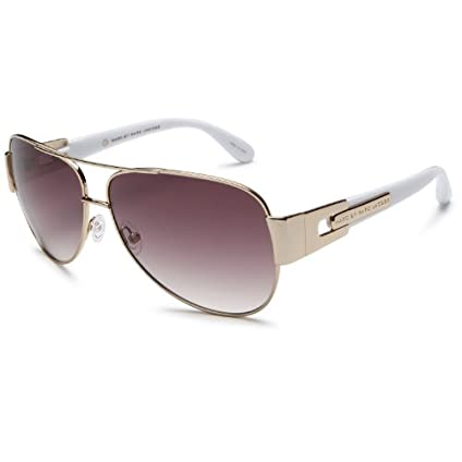 Marc by Marc Jacobs Women 39s MMJ107 Aviator Sunglasses