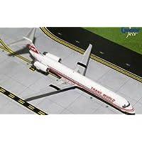 ジェミニ 1/200 MD-82 TWA トランスワールド航空 N903TW 完成品