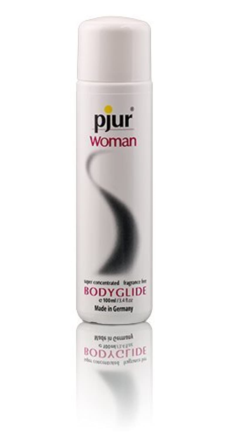 大騒ぎに向かって宿命Pjur Woman Bottle Lubricant - 100ml