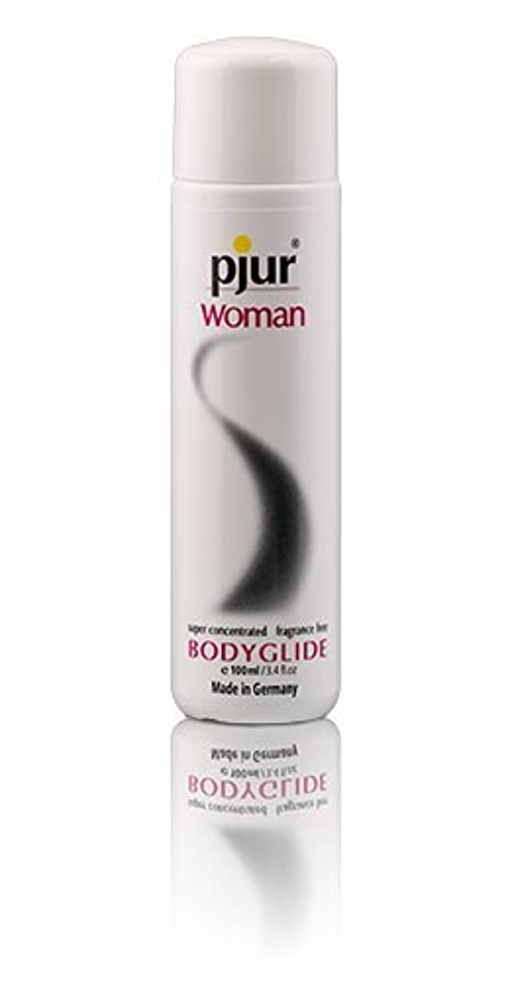 ゲーム二度ベテランPjur Woman Bottle Lubricant - 100ml