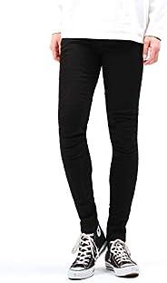 JIGGYS SHOP 弹力紧身裤 男款 修身裤 斜纹布裤 修身显瘦 葛城材料 美腿轮廓 纯色