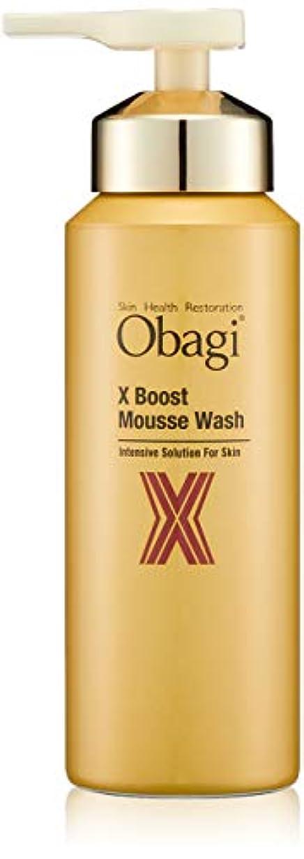 するだろうひどく慢Obagi(オバジ) オバジX ブーストムースウォッシュ 150g