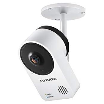 I-O DATA ネットワークカメラ Qwatch 屋外用 見守り Wi-Fi 防塵 防水 IP65準拠 土日サポート TS-NA220W