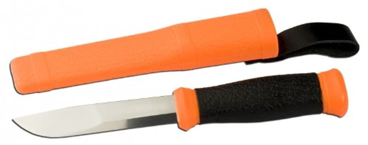 有罪理容師十分ではないモーラ?ナイフ Mora knife 2000 Orange