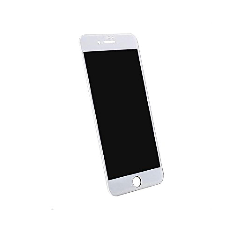 iPhone8 ガラスフィルム 覗き見防止 iPhone7 ガラスフィルムのぞき見防止左右180° 3D曲面フルカバレッジス防犯フィルム 旭硝子 3dタッチ対応 高い透過率液晶保護フィルム 9H硬度 指紋防止 気泡ゼロ 自動吸着 グレー 強化ガラスフィルム スクリーンプロテクター