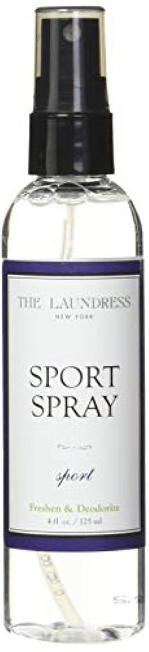 役に立たないチップ音声THE LAUNDRESS(ザ?ランドレス)  スポーツスプレー125ml