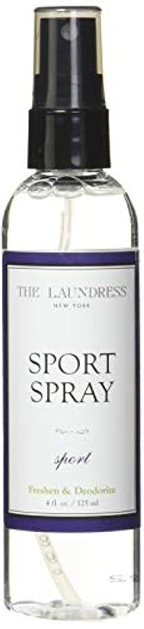 それる暗唱する月THE LAUNDRESS(ザ?ランドレス)  スポーツスプレー125ml