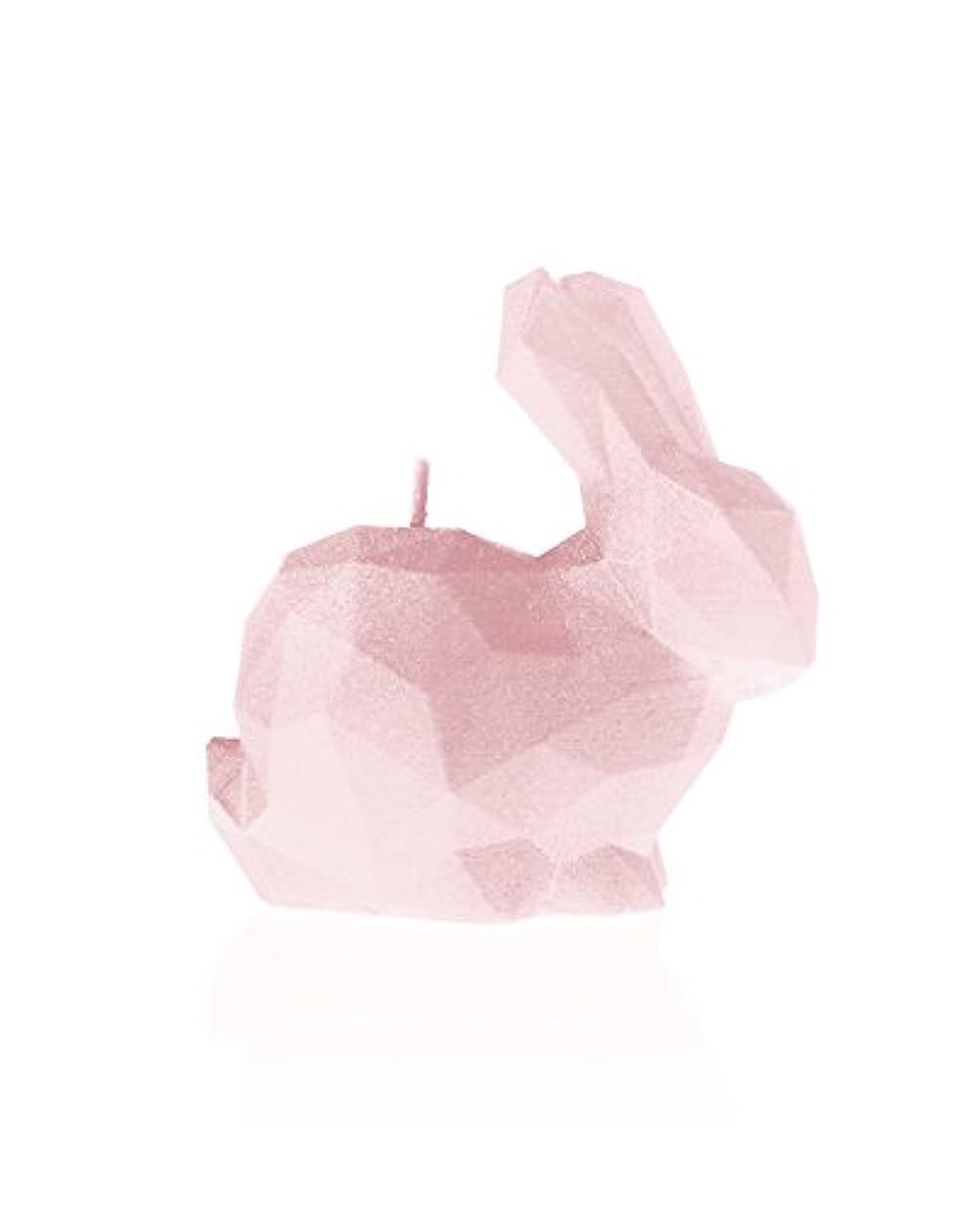 一目に対処する内陸Candellana Candles 5902650678743 Bunny Candellana- Bunny Candle-Powder Pink,Powder Pink,Small