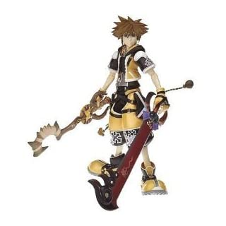 KINGDOM HEARTS II PLAY ARTS ソラ マスターフォーム