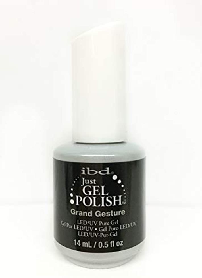 ibd Just Gel Nail Polish - Grand Gesture - 14ml / 0.5oz