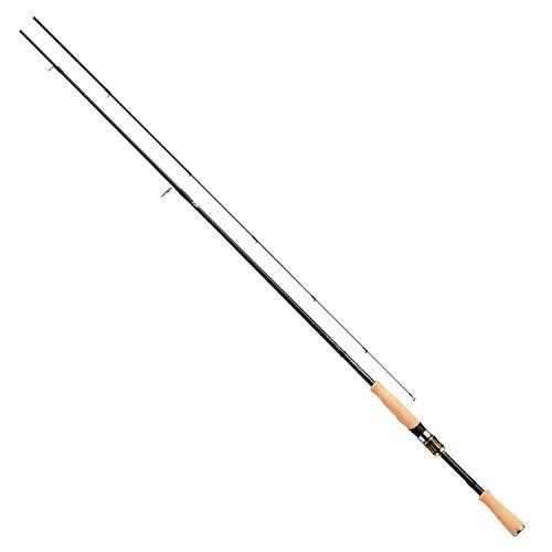 ダイワ(DAIWA) バスロッド スピニング エアエッジ スピニングモデル 681ML+S・E バス釣り 釣り竿