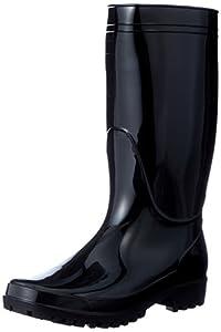 [富士手袋工業] 軽半長靴 作業靴 レインブーツ PVC 3E  9661