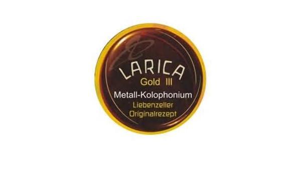 Cello Rosin Hard Liebenzeller Larica Gold III